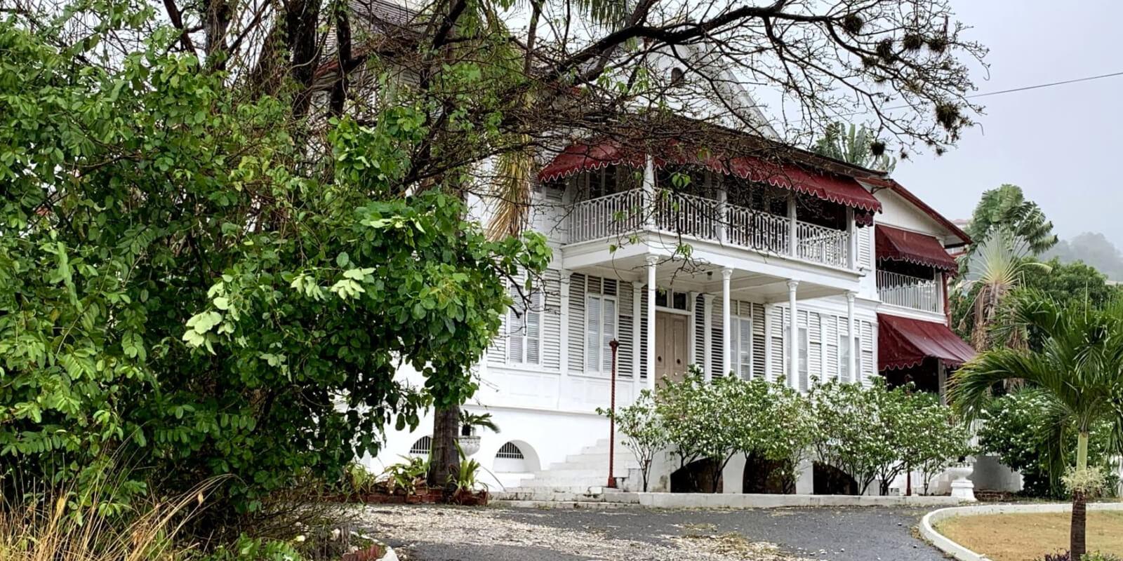Cherry Gardens Great House - Jamaica Great Houses
